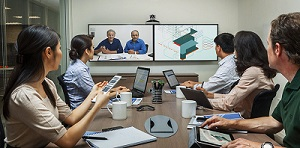 Polycom VisualPro Dual Display